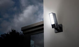 Netatmo outdoor camera